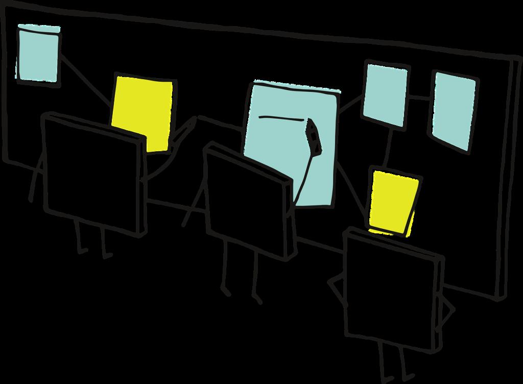 Evaluationsbogen für eine systematische Datenerhebung erstellen
